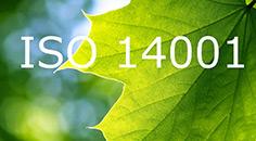 Démarche iso 14001